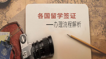 各国留学签证办理流程解析