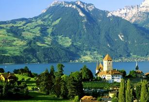 瑞士国家概况