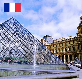 法国公立大学专业直升项目留学申请+法国签证服务优惠套餐