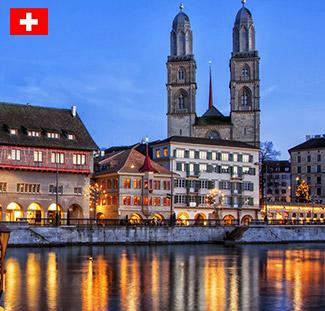 瑞士公立大学留学申请+瑞士签证服务优惠套餐