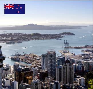 新西兰名校本科全程留学服务