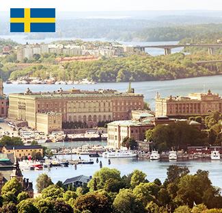瑞典本科、送体验金的网址留学申请+瑞典签证服务优惠套餐