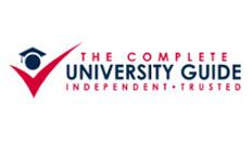 《完全大学指南》英国大学排名