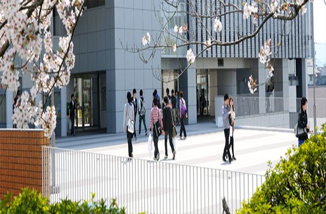 日本广岛工业大学-学校图片-柳橙网